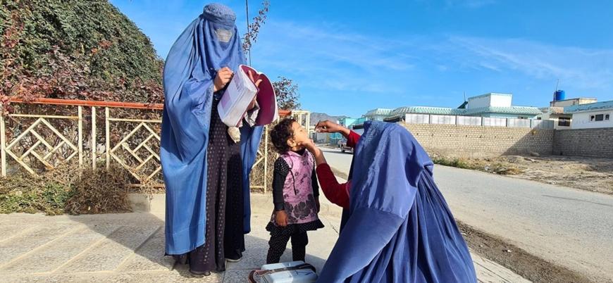 Afganistan'da çocuk felci aşı programında görevli 3 kadın öldürüldü