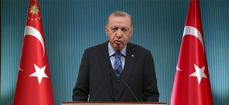 Erdoğan: Dünyada aşıya ulaşamamış ülkeler var