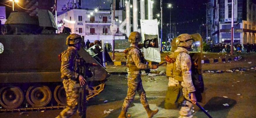 Lübnan istihbaratının protestoculara işkence uyguladığı ortaya çıktı