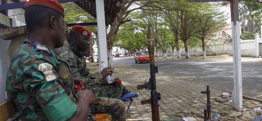 Fildişi Sahili'nde askeri karakola saldırı