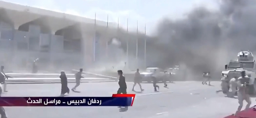 Yemen: BM raporuna göre Aden Havaalanı saldırısını Husiler düzenledi