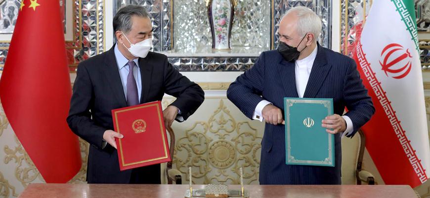 Çin ile İran'ın stratejik ortaklığı Ortadoğu'yu nasıl etkiler?