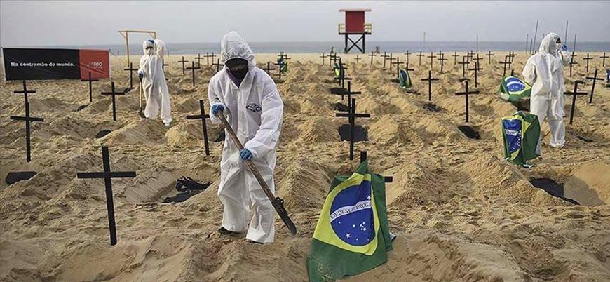 Koronavirüs Brezilya'yı yıkıma uğrattı: Krizin sebebi ne?