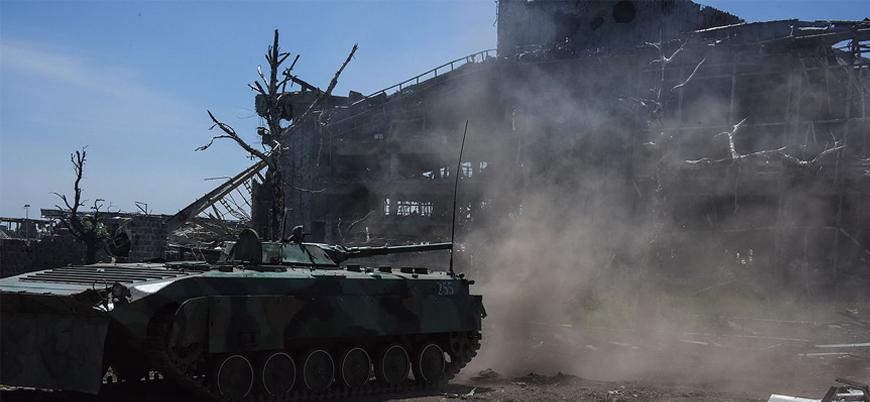 Rusya ile Ukrayna arasında 'savaş çanları'