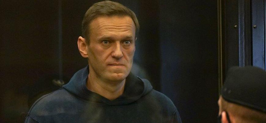 Rusya: Muhalif lider Navalni açlık grevini sonlandırıyor