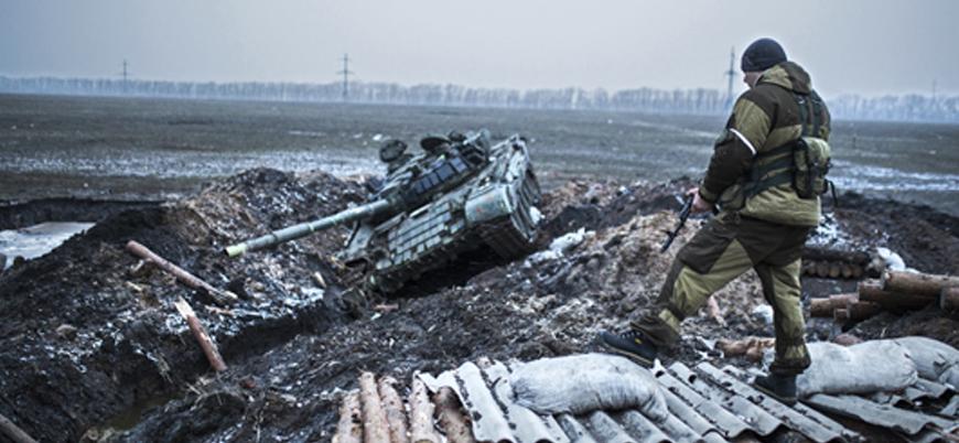 ABD ve NATO'dan Rusya'ya: Ukrayna sınırındaki askeri hareketlilik endişe verici