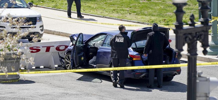ABD Kongre binasına araçlı saldırı: Biri polis 2 ölü