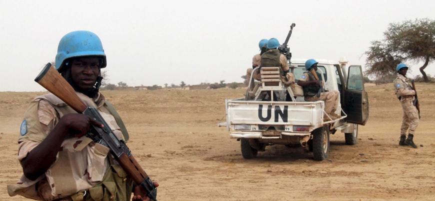 Mali'de BM güçlerine saldırı: En az 4 asker öldü