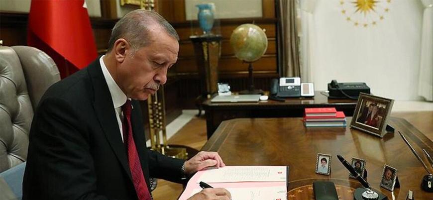 13 ülkeye yeni büyükelçi atandı