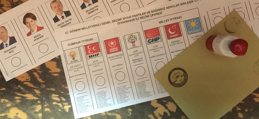 CHP ve MHP'nin üye sayıları azaldı, diğer partilerin arttı