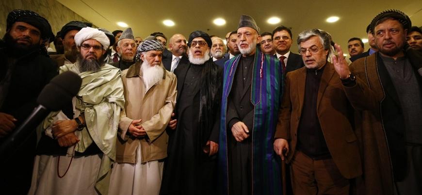 'İstanbul'daki Afganistan barış görüşmeleri 16 Nisan'da başlayacak'