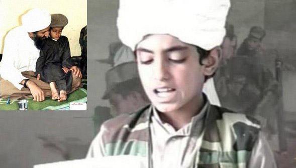 Usame Bin Ladin'in oğlundan 'Batı'da eylem' çağrısı