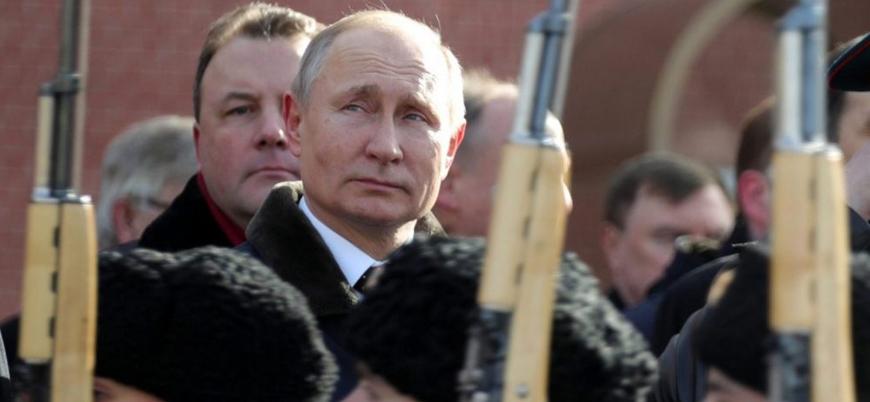 'Rusya, Ukrayna sınırına Pantsir-S1 sistemleri sevk ediyor'