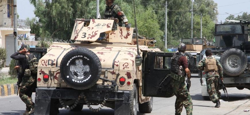 Afganistan'da son 24 saatte güvenlik güçlerinden 36 kişi öldü