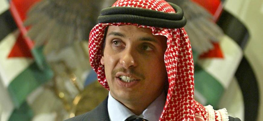 Ürdün Prensi Hamza, Kral'a sadakatini bildiren mektup imzaladı