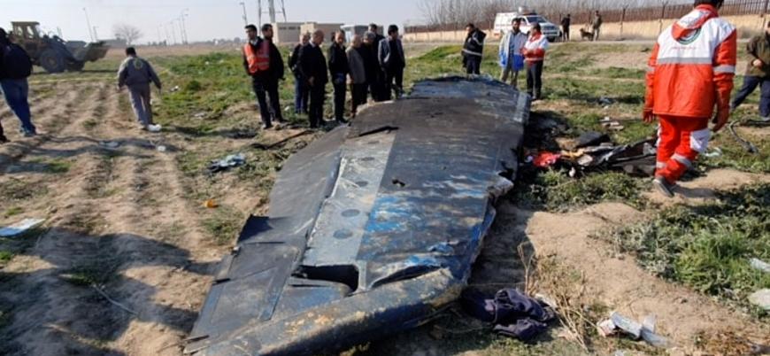 İran'da düşürülen Ukrayna uçağı soruşturması sürüyor