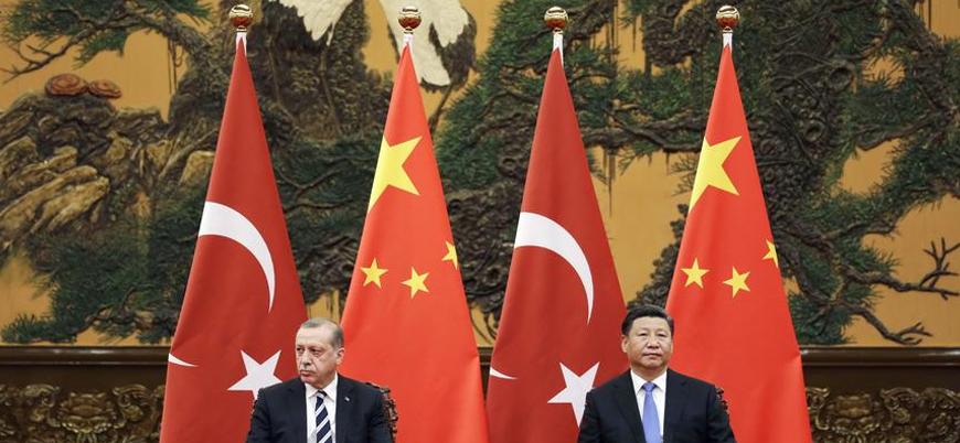 Erdoğan ile Xi Jinping arasında telefon görüşmesi