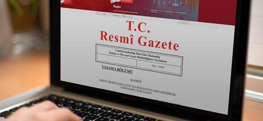 Türkiye'de 'terör bağlantısı' gerekçesiyle 365 kişi ve 12 kuruluşun mal varlığı donduruldu