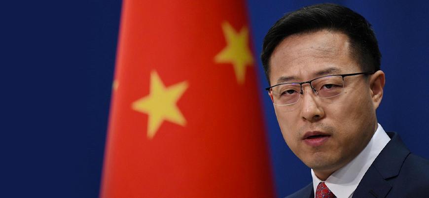 Çin, Türkiye'ye yönelik tehdidinin arkasında: Tavrımız meşru ve eleştirilemez