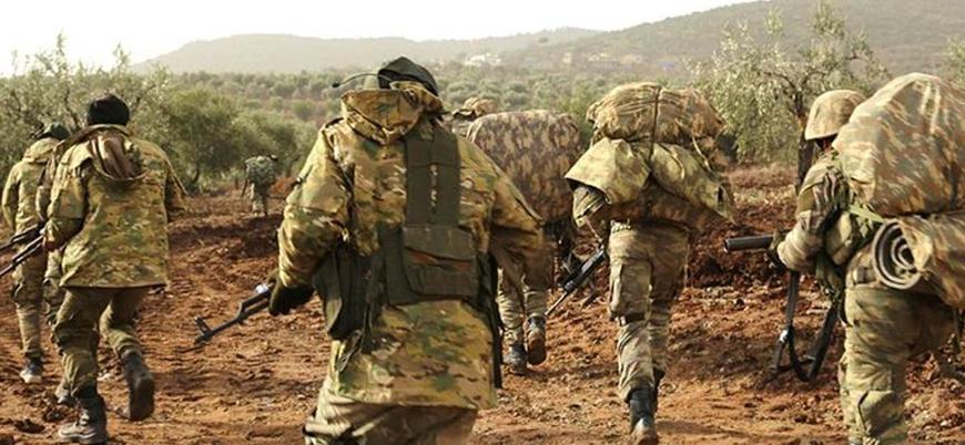 MSB: Zeytin Dalı bölgesinde iki asker şehit oldu