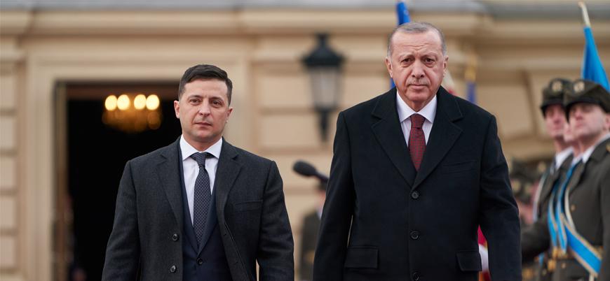 Ukrayna Cumhurbaşkanı Türkiye'ye geliyor