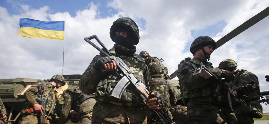 Donbas'ta iki haftada 9 Ukrayna askeri öldü