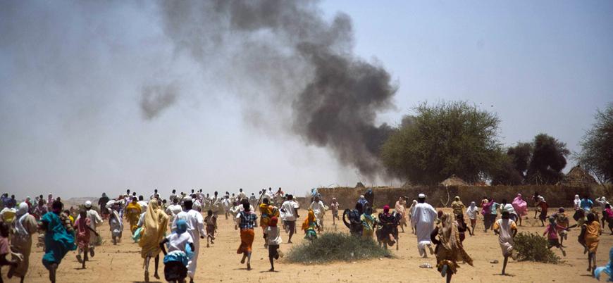 Sudan'ın güneyindeki Darfur'da çatışmalarda ölü sayısı 132'ye yükseldi