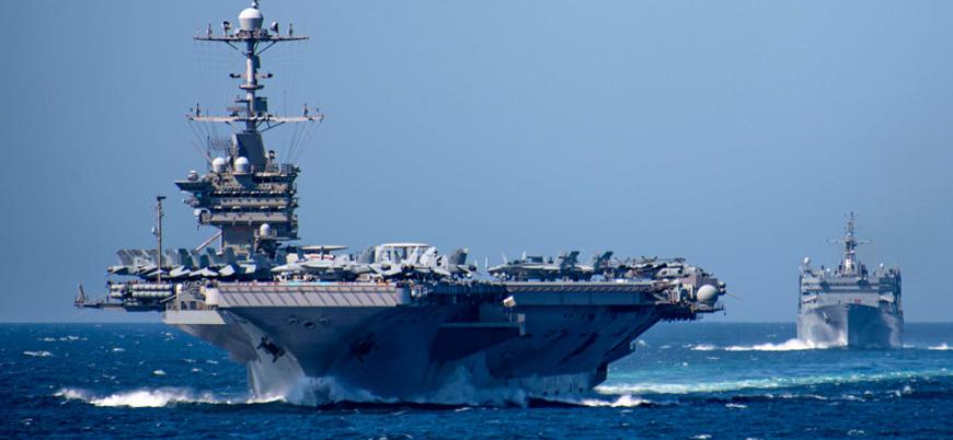 """""""ABD Karadeniz'e savaş gemileri göndermeyi planlıyor"""""""