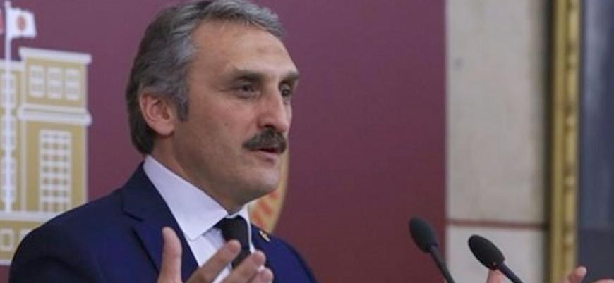 AK Partili Çamlı: İslamı red, gavurluğu cebr edici laiklik masaya yatırılmalı