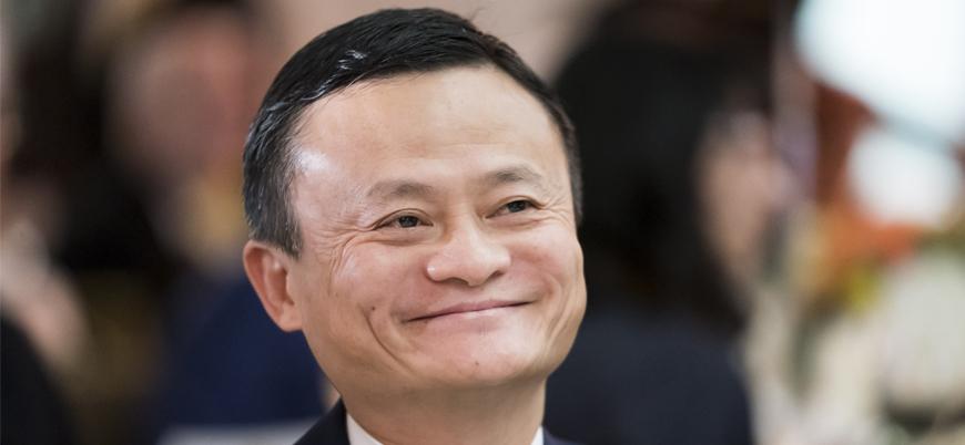 Çin'den Alibaba'ya 2.8 milyar dolar ceza