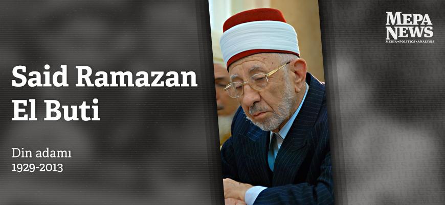 Ramazan el-Buti kimdir?