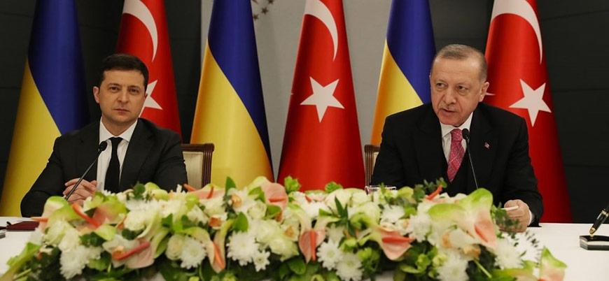 Erdoğan ile Zelenskiy arasında kritik görüşme