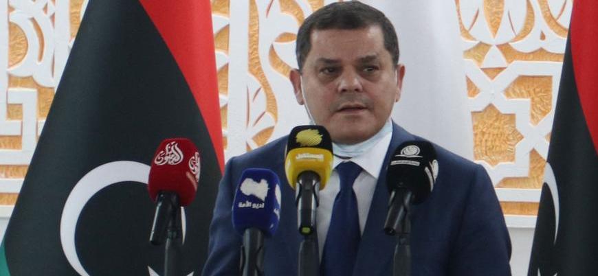 Libya Başbakanı Dibeybe Türkiye'ye 'çıkartma' yapacak