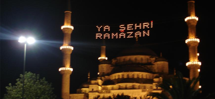 İçişleri Bakanlığı'ndan 'Ramazan ayı' genelgesi