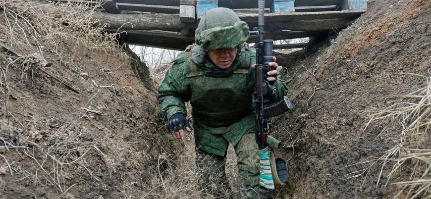 Rusya: Ukrayna ile bir savaşa doğru gitmiyoruz