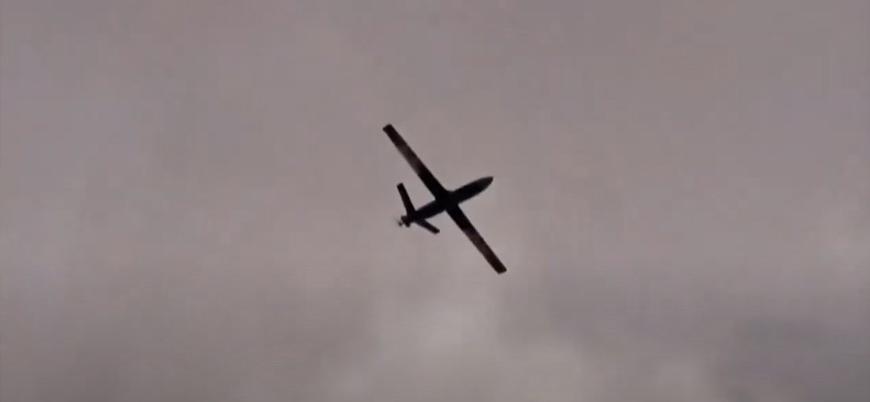Husilerin kamikaze drone'u: Samad-3
