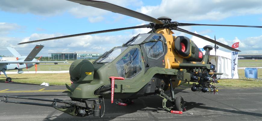 İtalya ile eğitim helikopteri iş birliği askıya alındı