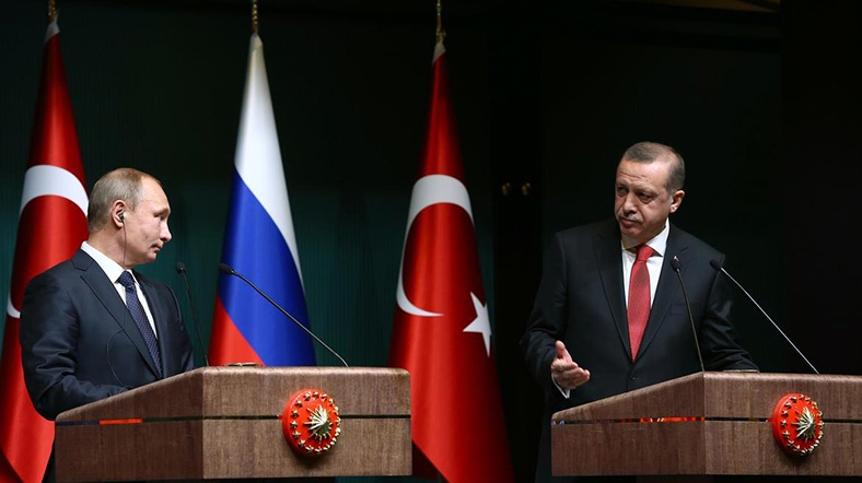 """""""Erdoğan Rusya'dan şüpheleniyor"""""""