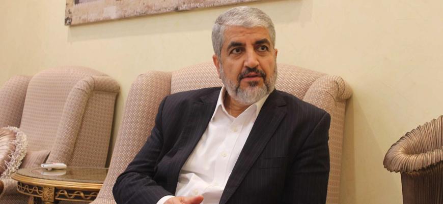 Halid Meşal Hamas'ın yurt dışı başkanı seçildi