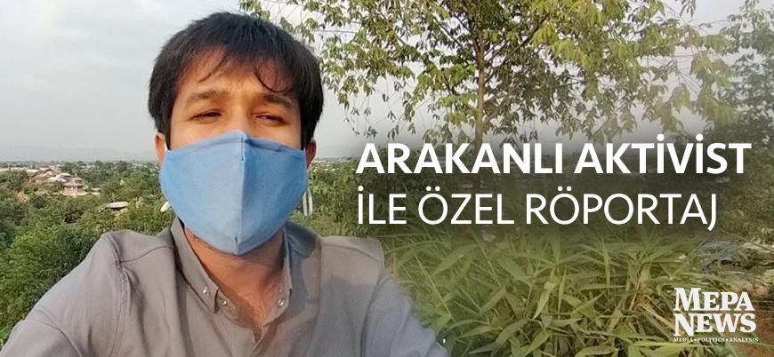 Arakanlı aktivistle röportaj