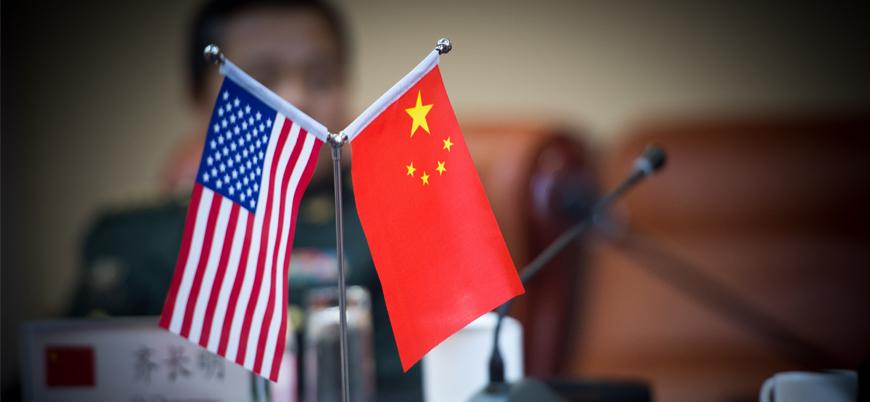 ABD ile Çin arasında 'Tayvan' gerginliği tırmanıyor