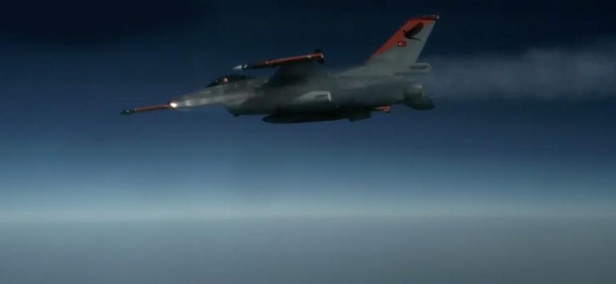 Türkiye'nin hava-hava füzesi Bozdoğan ilk testi geçti