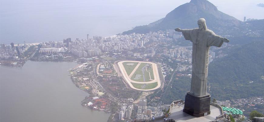 """""""Brezilya'nın bazı şehirlerinde ölümler doğum sayılarını aştı"""""""
