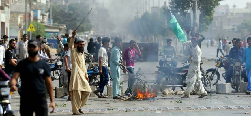 Pakistan Talibanı'ndan Tahrik-i Lebbeyk'e destek