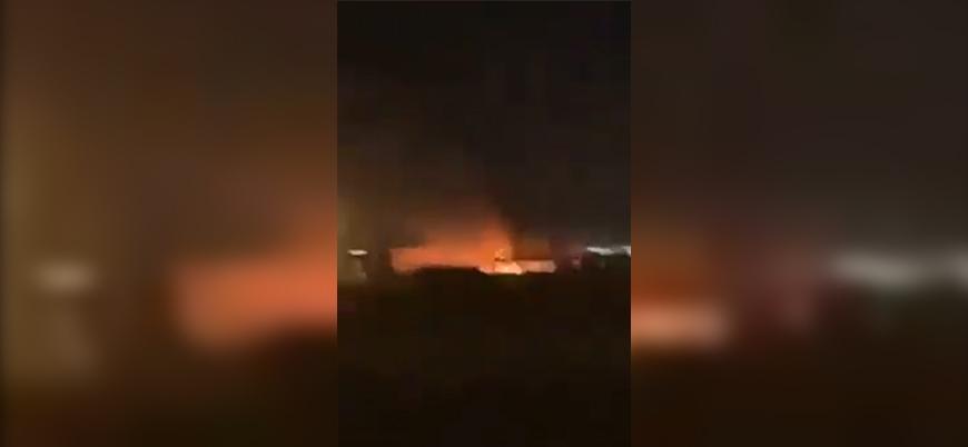 Irak'ın kuzeyindeki Erbil'e roketli saldırı