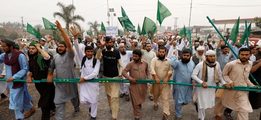 Fransa'dan Pakistan'daki vatandaşlarına uyarı: Ülkeyi terk edin
