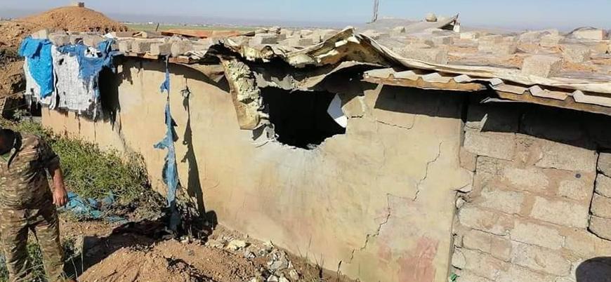 Irak'ın kuzeyinde Peşmerge'den Şii Haşdi Şabi milislerine saldırı