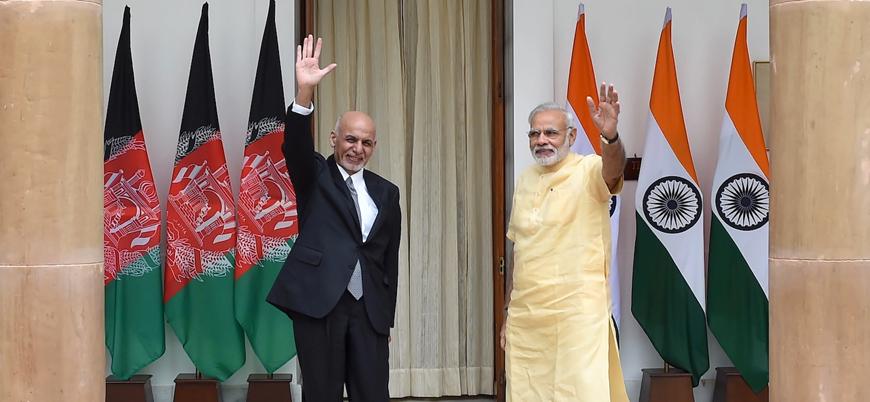 Hindistan ABD'nin Afganistan'dan çekilmesinden endişeli