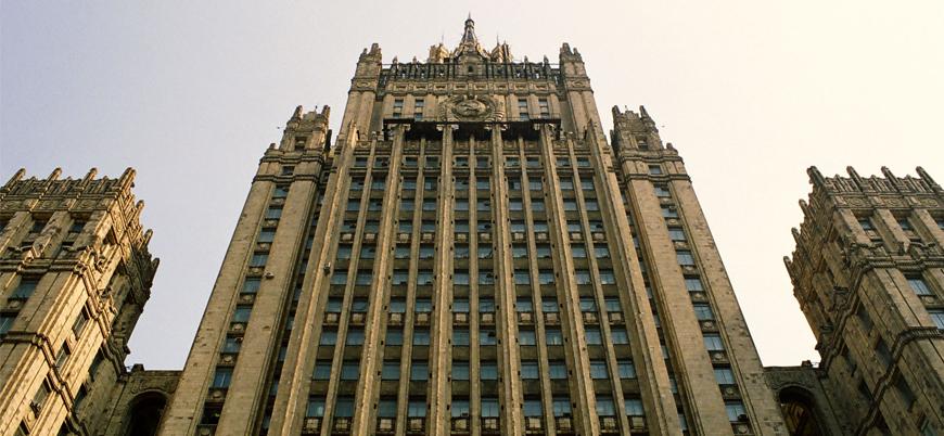 ABD'nin yaptırımlarına Rusya'dan yanıt