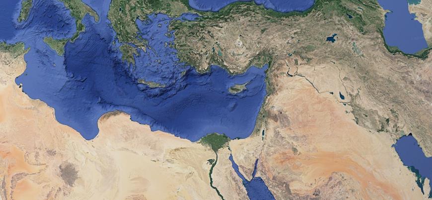 Mısır, Yunanistan ve Güney Kıbrıs'ın ortak bildirisine Türkiye'den tepki